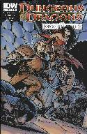 Dungeons & Dragons Forgotten Realms #1 Cover B- Ellis [Comic] THUMBNAIL