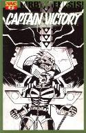 Kirby Genesis Captain Victory #2 Oeming Black & White Cover [Comic]