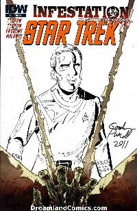 Star trek infestation #1 (cover ri-b 1:25 hand sketch cover)_LARGE