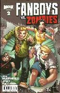 Fanboys vs Zombies #2 Cover A- Ramos [Comic]
