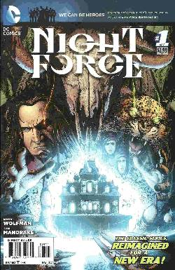 Night Force #1 [Comic] LARGE