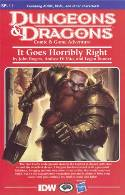 Dungeons And Dragons #11 Cover RI- 1:10 Module Incentive [Comic] THUMBNAIL