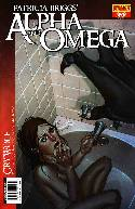 Patricia Briggs Alpha & Omega Cry Wolf Vol 1 #3 THUMBNAIL