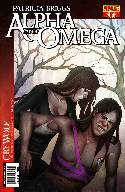 Patricia Briggs Alpha & Omega Cry Wolf Vol 1 #2 THUMBNAIL