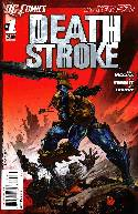 Deathstroke #1 Second (2nd) Printing [Comic]