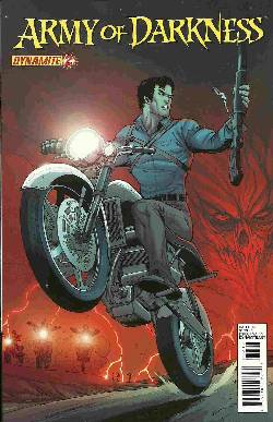 Army Of Darkness Ongoing #2 Seely Cover [Comic] LARGE