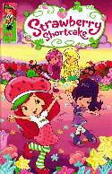 Strawberry Shortcake Berry Fun #4 [Comic] THUMBNAIL