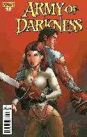 Army Of Darkness Ongoing #1 Marat Mychaels Cover [Comic] THUMBNAIL