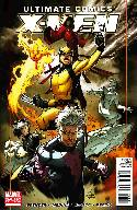 Ultimate Comics X-Men #1 Medina Variant Cover [Comic] THUMBNAIL