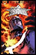 Kirby Genesis Silver Star #1 Buckingham Cover [Comic] THUMBNAIL