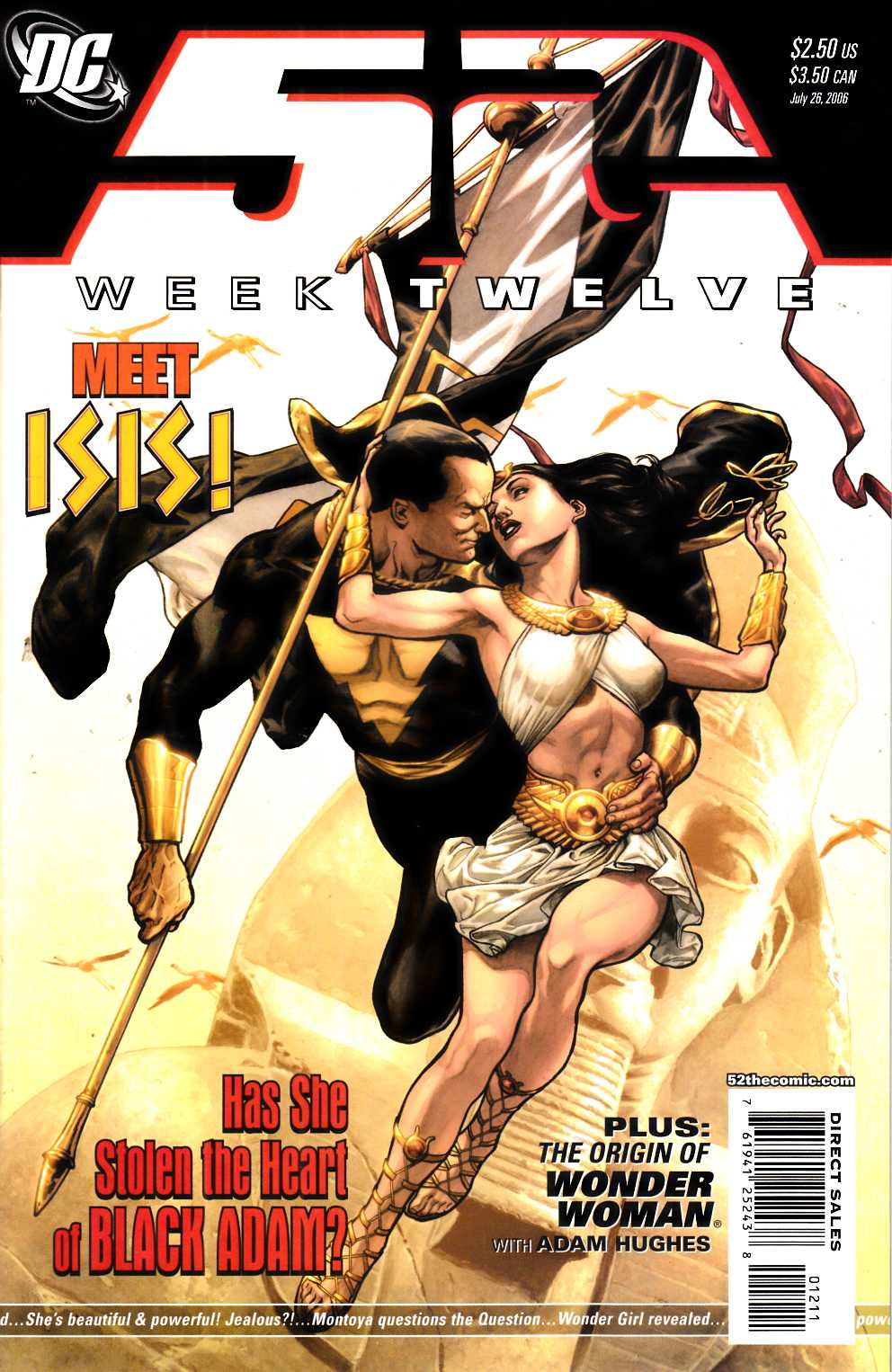 52 Week #12 Very Fine (8.0) [DC Comic] THUMBNAIL