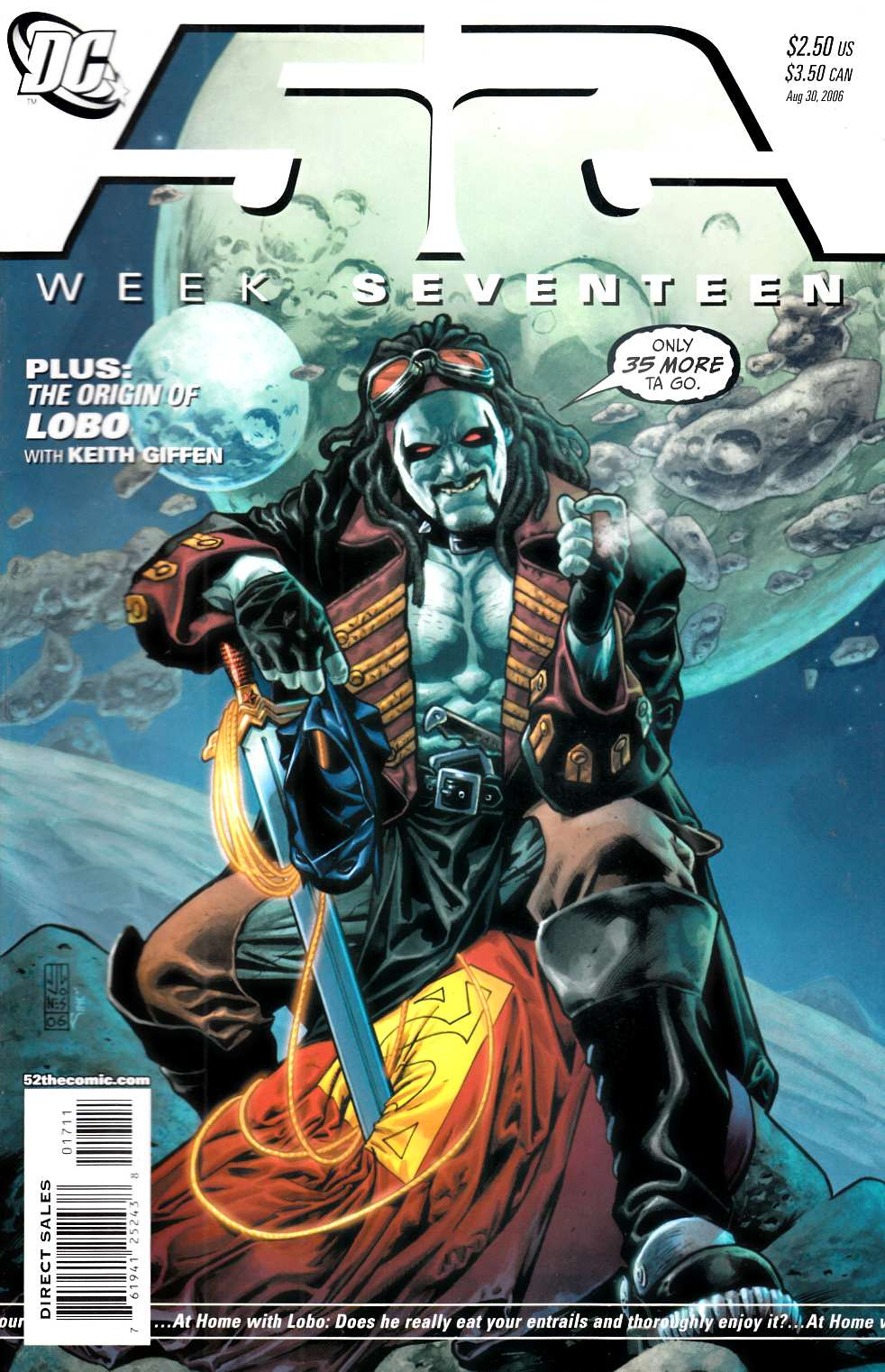 52 Week #17 Very Fine (8.0) [DC Comic] LARGE