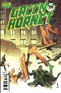 Green Hornet #26 Lau Cover [Dynamite Comic] THUMBNAIL