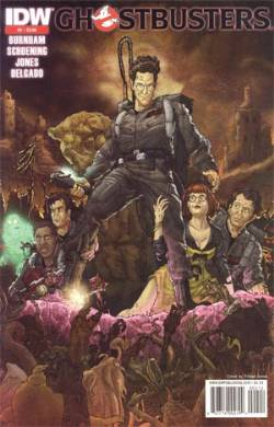 Ghostbusters Ongoing #2 Second Printing [Comic] LARGE