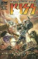 Kiss #3 Cover B- Xermanico [IDW Comic] THUMBNAIL