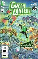 Green Lantern the Animated Series #5 [DC Comic] THUMBNAIL