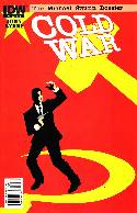Cold War #1 Cover RI- 1:10 Propaganda Incentive [Comic] THUMBNAIL