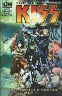 Kiss #3 Cover A- Maloney [IDW Comic] THUMBNAIL