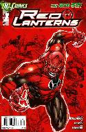 Red Lanterns #1 Second (2nd) Printing THUMBNAIL