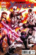 Uncanny X-Force #19 Bradshaw Incentive Variant Cover [Comic] THUMBNAIL