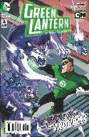 Green Lantern the Animated Series #4 [DC Comic] THUMBNAIL