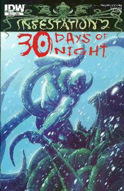 Infestation 2 30 Days Of Night (One Shot) Cover B [Comic] LARGE
