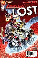 Legion Lost #1 Second Printing [Comic] THUMBNAIL