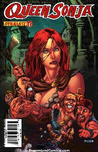 Queen Sonja #11 (Rubi Cover) LARGE