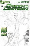 Green Lantern #4 Black & White Incentive Cover [Comic]_THUMBNAIL