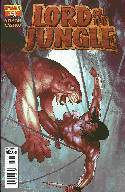 Lord Of The Jungle #5 Renaud Cover [Comic] THUMBNAIL