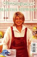 Female Force Martha Stewart [Comic] THUMBNAIL