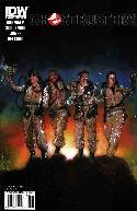 Ghostbusters Ongoing #1 Cover B- Runge [IDW Comic] THUMBNAIL