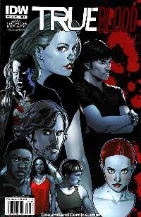 TRUE BLOOD #6 (COVER A) LARGE