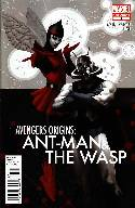 Avengers Origins Ant-Man And Wasp #1 [Comic] THUMBNAIL