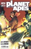 Planet Of The Apes #7 Cover A [Comic]