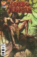 Lord Of The Jungle #3 Parillo Cover [Comic] THUMBNAIL
