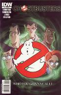 Ghostbusters Ongoing #1 Cover RI- 1:10 Who Ya Gonna Call Incentive THUMBNAIL