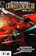 Star Wars Crimson Empire III Empire Lost #2 [Comic] THUMBNAIL