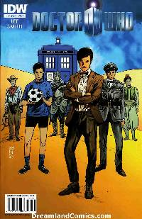 Doctor Who Ongoing Vol 2 #8 Cover A LARGE
