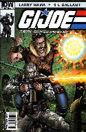 GI Joe A Real America Hero #168 Cover B