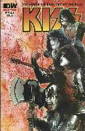 Kiss #1 Second (2nd) Printing [IDW Comic] THUMBNAIL