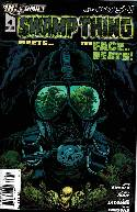 Swamp Thing #4 [Comic] THUMBNAIL