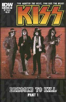 Kiss #1 Cover A- Runge [IDW Comic]_LARGE