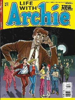 Life With Archie #21 Kennedy Cover [Archie Comic] LARGE