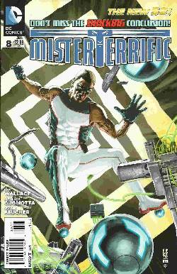 Mister Terrific #8 [Comic] LARGE