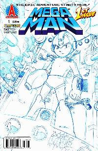 Mega man #1 chad thomas cover LARGE