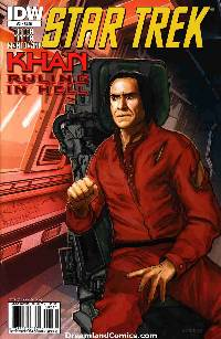 Star Trek Khan Ruling In Hell #2 [IDW Comic] LARGE