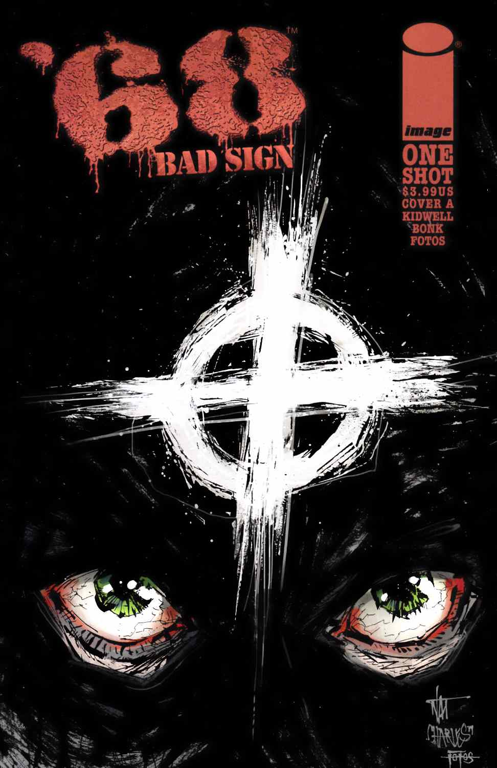 68 Bad Sign (One Shot) Cover A [Image Comic] THUMBNAIL