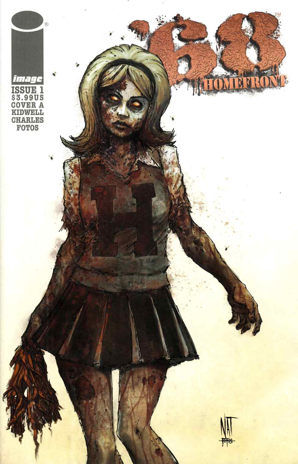 68 Homefront #1 Cover A- Jone & Fotos [Comic] THUMBNAIL