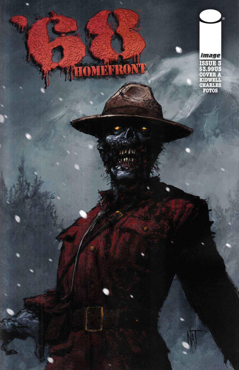 68 Homefront #3 Cover A- Jones [Image Comic] THUMBNAIL